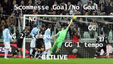 Cosa sono le scommesse Goal/No Goal