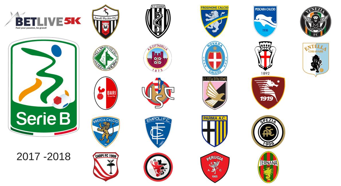 Serie B stagione 2017-2018