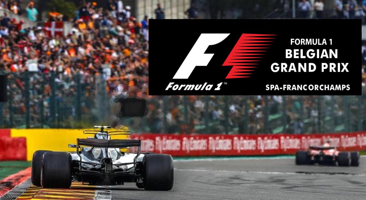 Formula1 – GP Belgio vince Hamilton, Vettel mantiene la testa in classifica