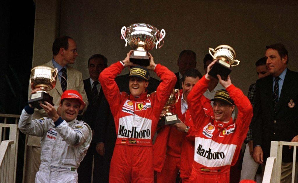 Michael Schumacher vince il GP di Monaco