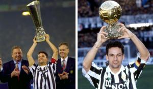 Roberto Baggio Pallone d' Oro