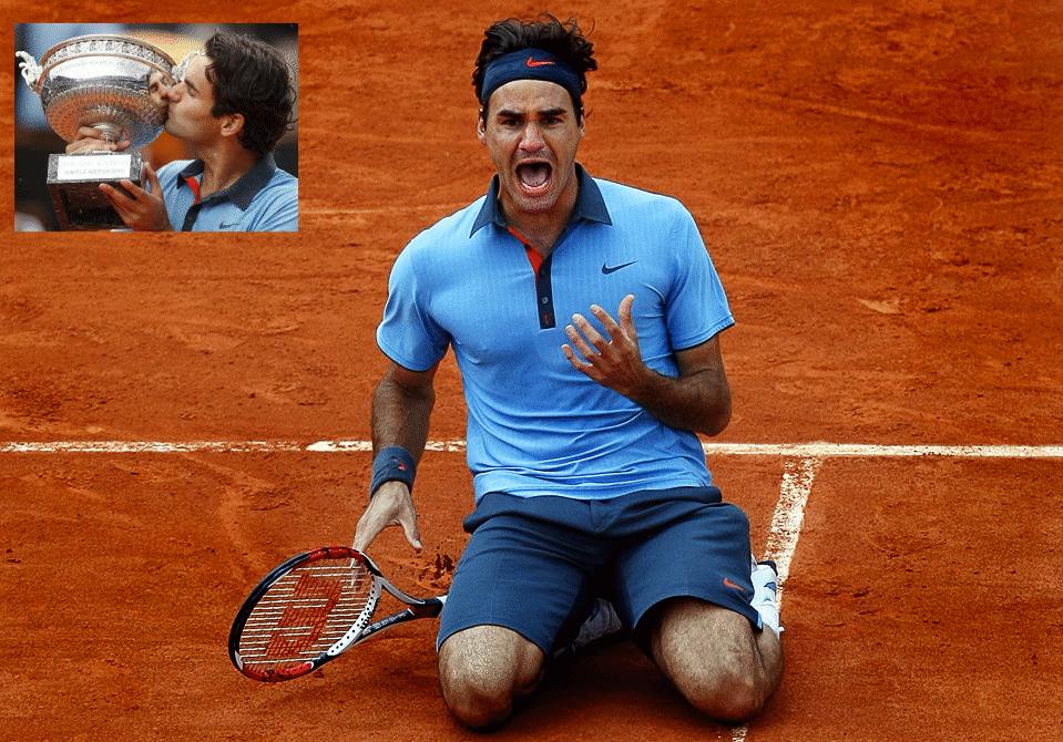 Federer conquista Roland Garros 2009