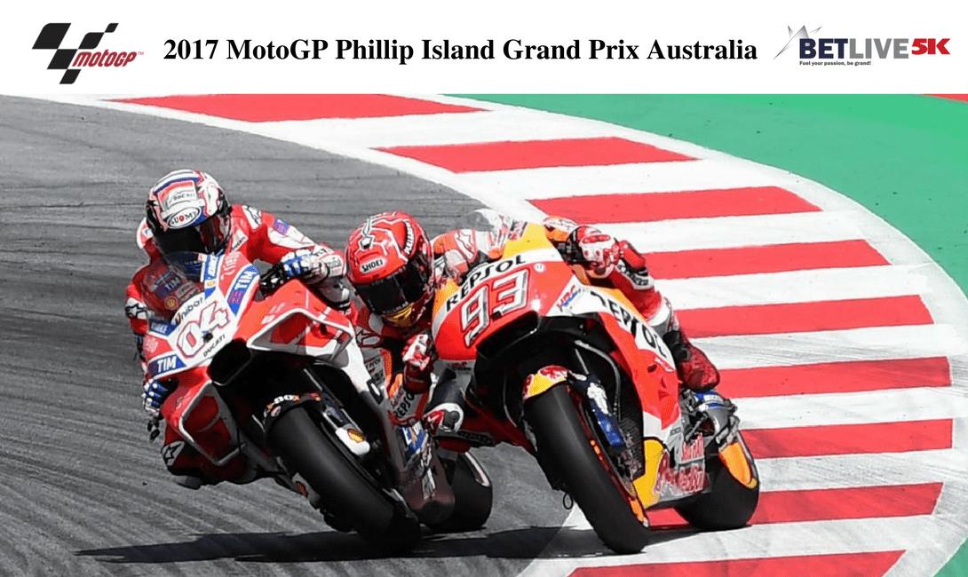 MotoGP Circuito di Phillip Island 2017