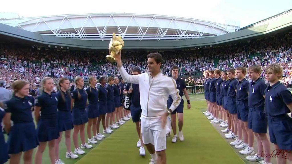 il Maestro Wimbledon 2017