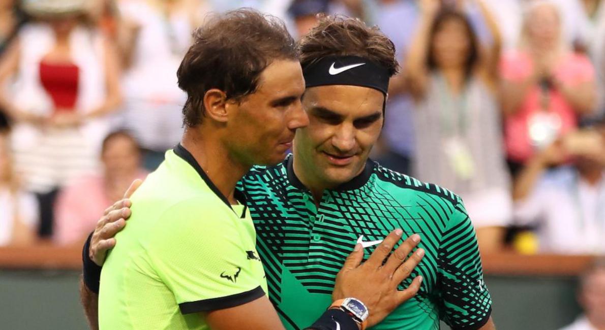 Finale ATP 2017 Federer vs Nadal