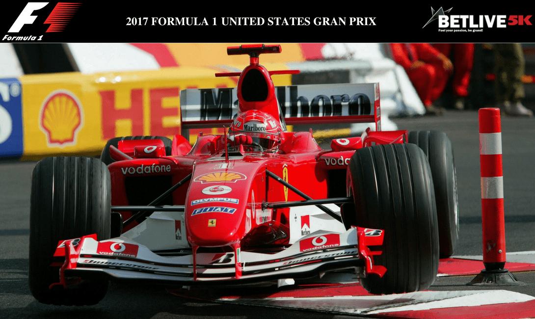 formula 1 gran premio usa austin 2017
