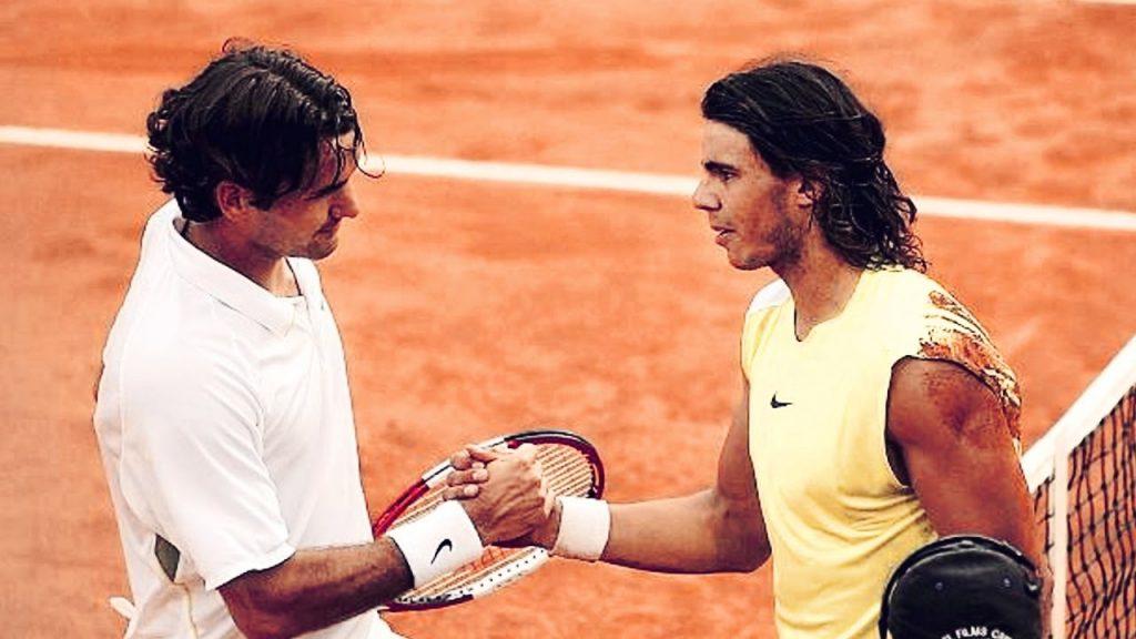 Roma 2006 - Federer vs Nadal