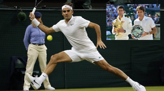 Finale Wimbledon 2014