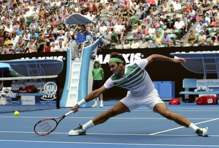 Federer Australian Open 2016