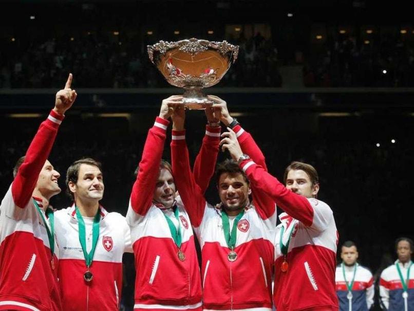 Federer Coppa Davis