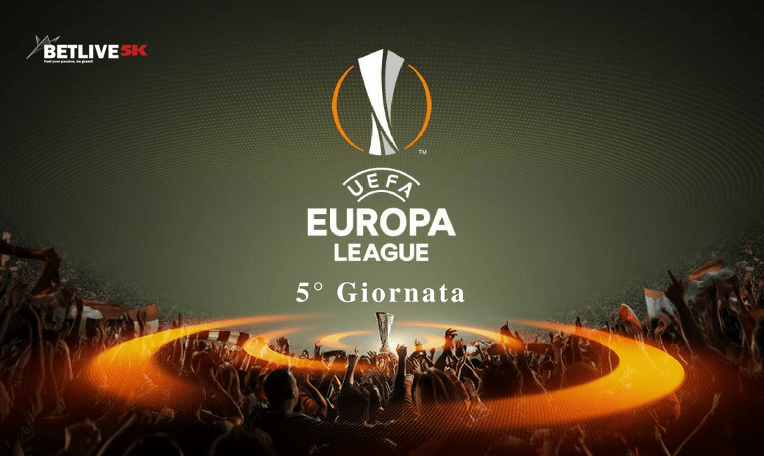 UEFA Europa League 5° Giornata - Pronostici