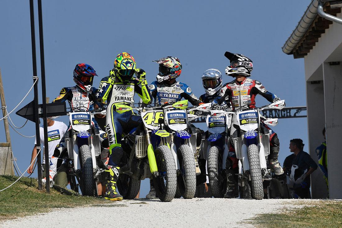 Allenamenti VR46 Riders Academy - MotoRunch Valentino Rossi