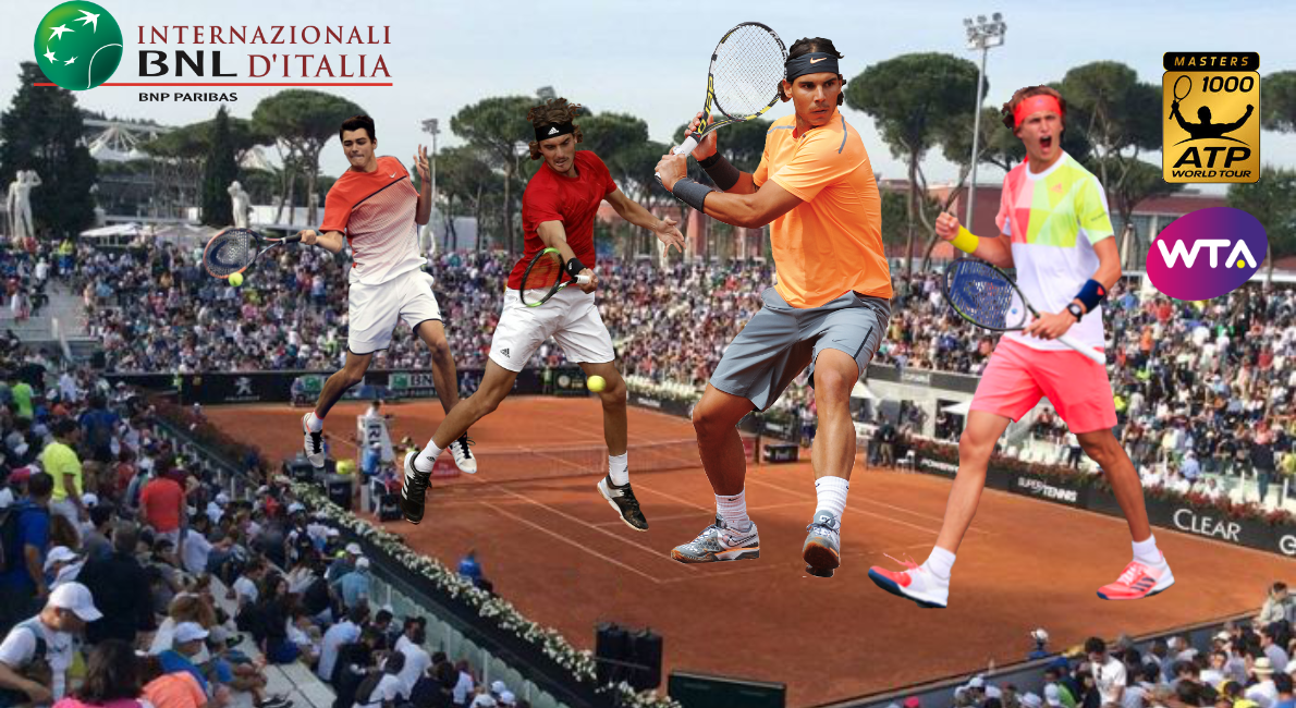 Internazionali di Roma 2018
