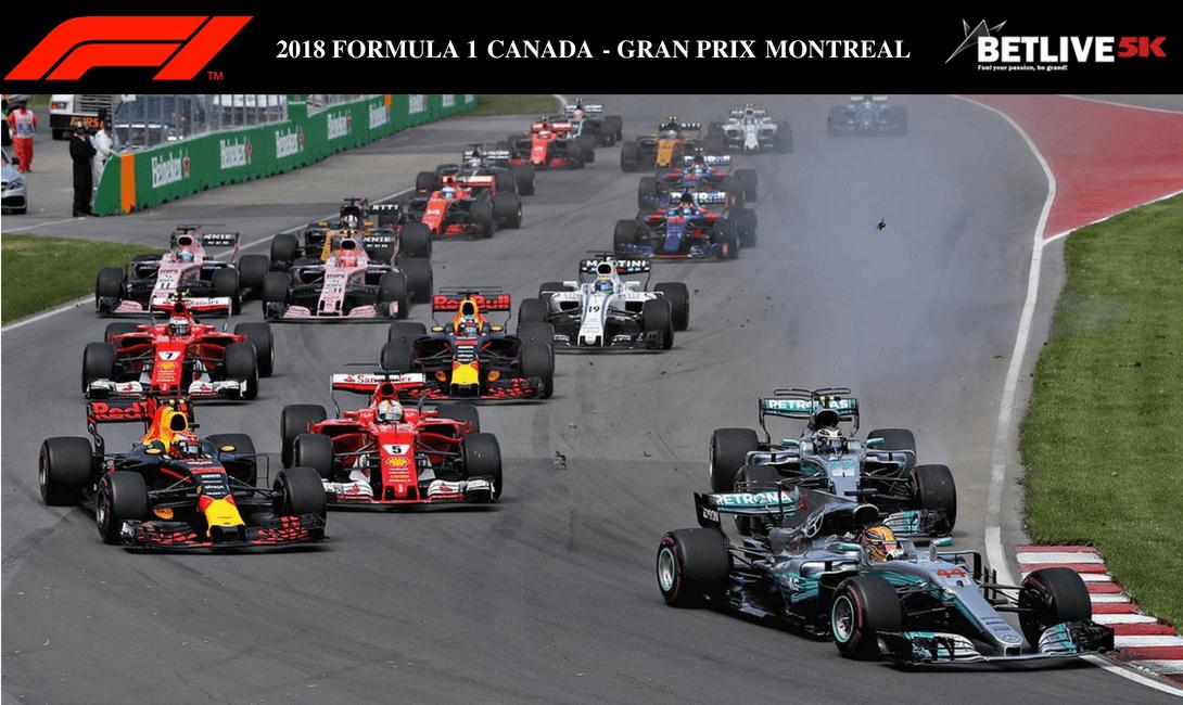 Formula 1 Canada 2018 – Montreal | Betlive5K IT Blog