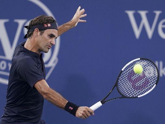 Federer-USOpen-Cincinnati-2018