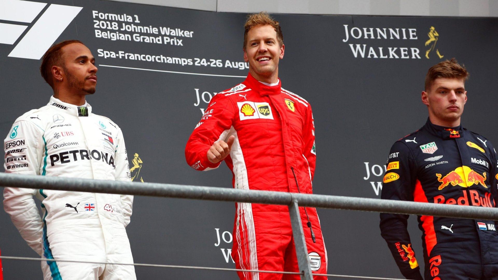 SPa-Belgio-F1-Vettel-2018