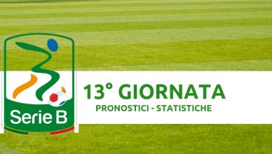 Italia Serie B 13 Giornata