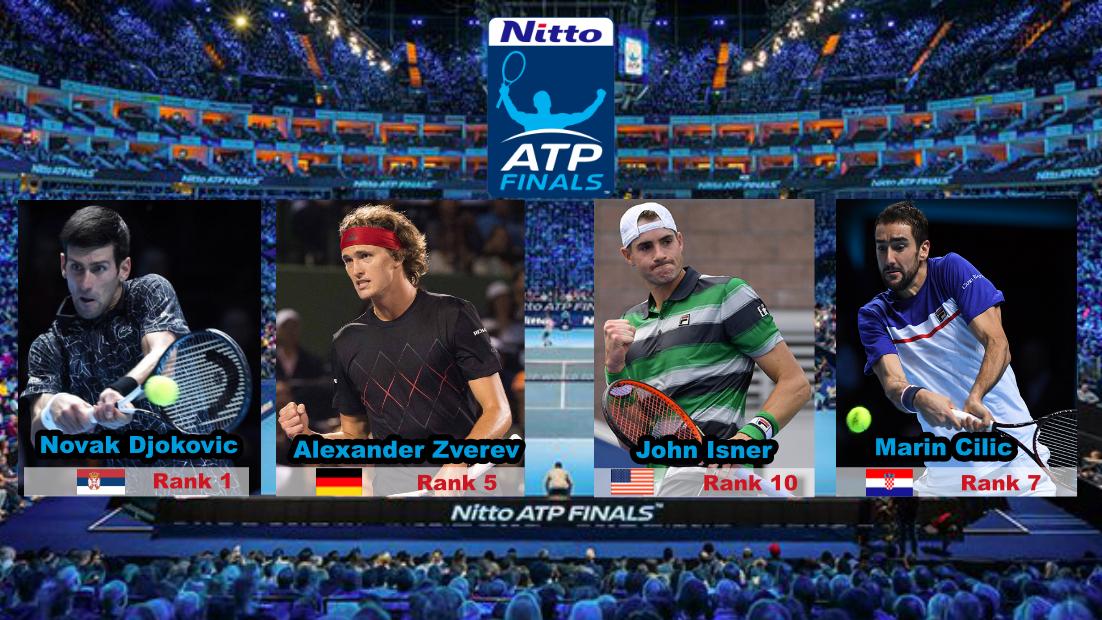 Nitto-ATP-Finals-Londra-2018-Quarta giornata-Fase-Gironi