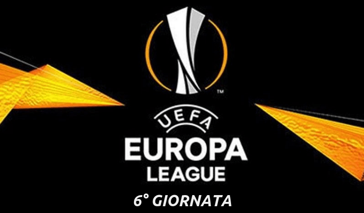 europa league 6° giornata