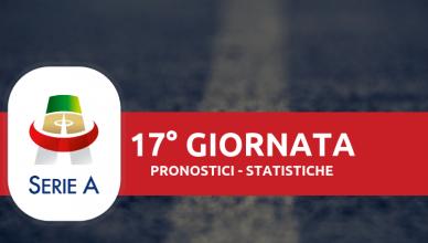 Italia serie a tim 17 giornata blog
