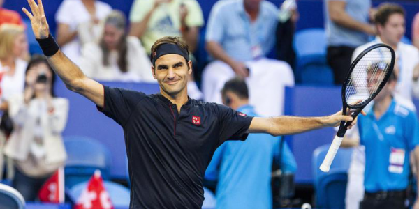 Federer vince Hopman cup 2019