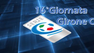 Serie C-16giornata-girone-c