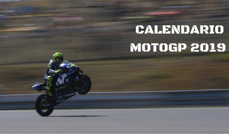 Gare Motogp Calendario.Calendario Motomondiale 2019 Gare E Test Betlive5k It Blog