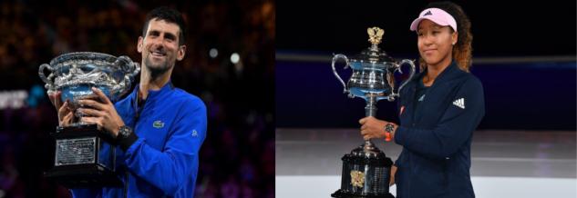 Djokovic-e-Osaka-vincitori_Australian-Open-2019