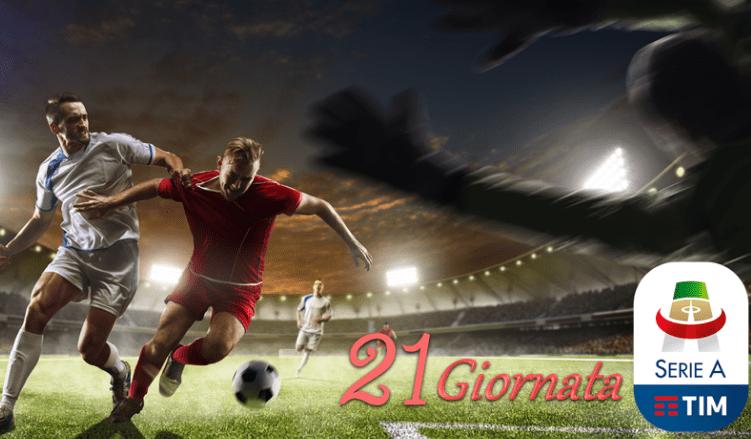 Serie A 21 Giornata Pronostici Statistiche E Risultati Betlive5k It Blog