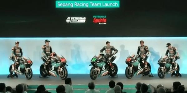 Petronas-Team-presentazione-M1-2019