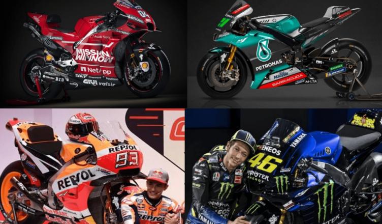 Presentazione-moto-2019-Yamaha-Ducati-Honda-Petronas