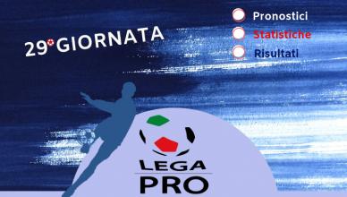 SerieC-29giornata-pronostici-statistiche-risultati