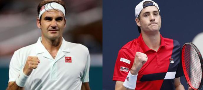 FInale -Miami-2019-Federer-Isner
