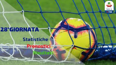 SerieA-28°GIORNATA-statistiche-pronostici