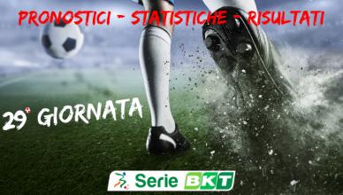 SerieB-29°GIORNATA-pronostici-statistiche-risultati