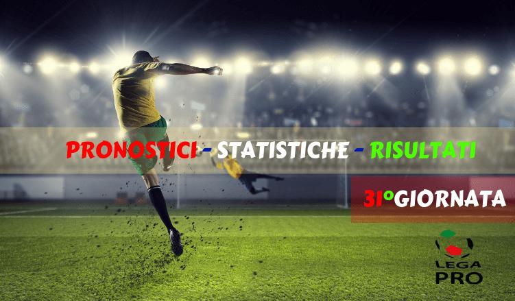 SerieC-31°GIORNATA-pronostici-statistiche-risultati