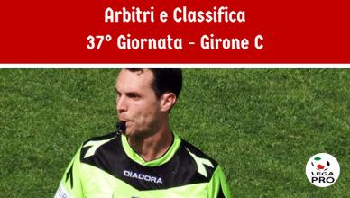 Arbitri-Classifica-Girone-C Serie-C