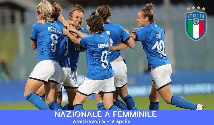 NAZIONALE A FEMMINILE-betlive5k.it