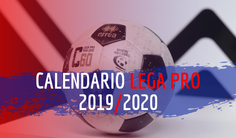Calendario Reggina 2020.Calendari Lega Pro Stagione 2019 2020 Betlive5k It Blog
