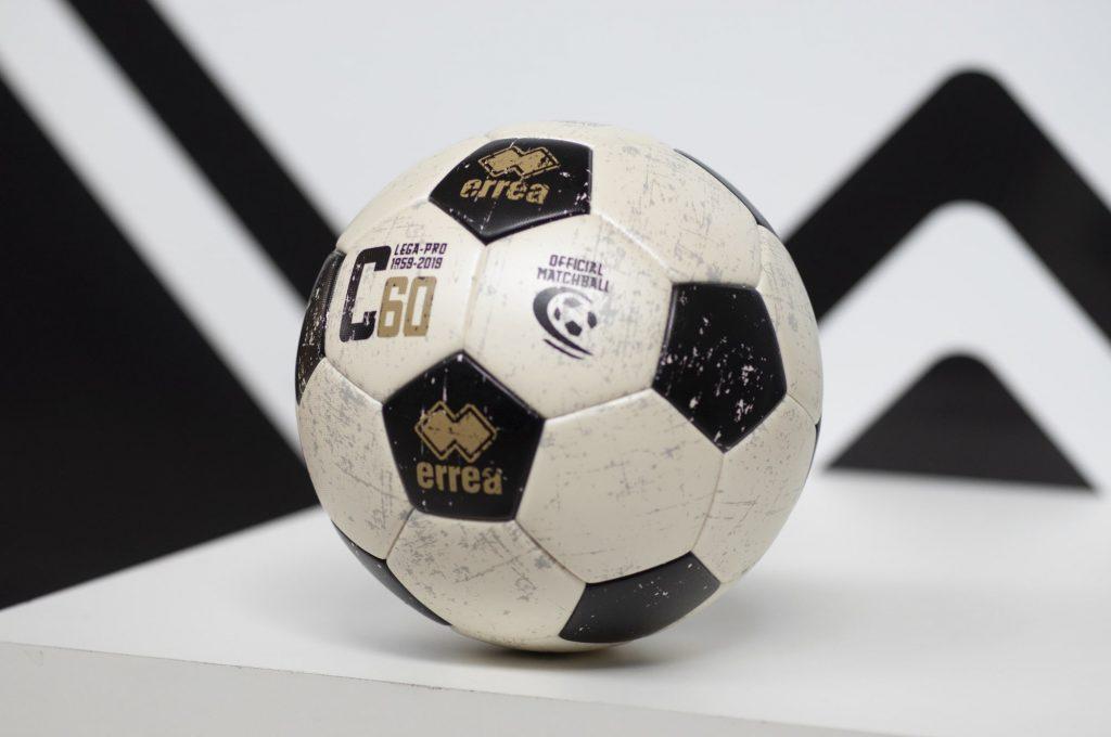 Il nuovo pallone di Serie C per la Stagione 2019-2020