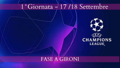 1°Giornata - 17 _18 Settembre-champions-league-fase-gironi-newbetlive5k.it