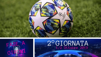 2°GIORNATA-FASE-GIRONI-CHAMPIONS-LEAGUE-NEWBETLIVE5K.IT
