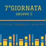 Serie C | Gruppo C 7°giornata pronostici