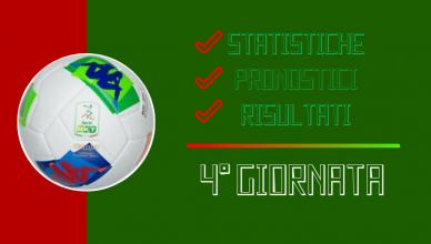 statistiche-pronostici-risultati-serie-b-4giornata-newbetlive5k.it