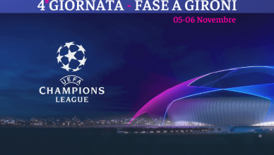4°GIORNATA - FASE A GIRONI-champions-league-newbetlive5k.it