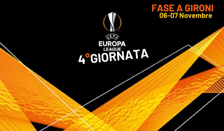 4°GIORNATA-uefa-europa-league-fase-gironi-newbetlive5k.it