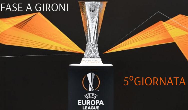 5°GIORNATA-FASE-A-GIRONI-UEFA-EUROPA-LEAGUE-NEWBETLIVE5K.IT