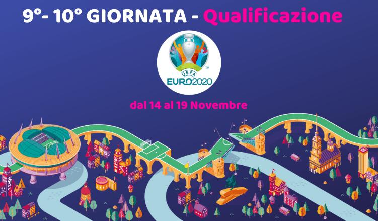 9°- 10° GIORNATA - Qualificazione-14-19-novembre-newbetlive5k