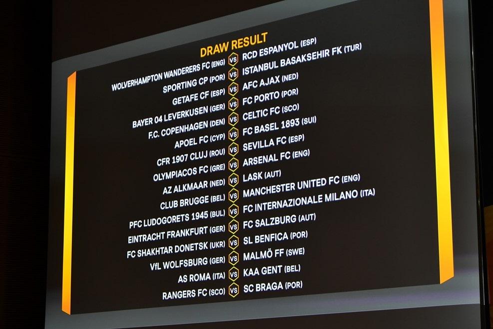 Europa-League-sorteggio-sedicesimi
