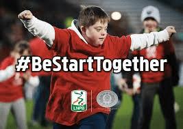 #BeStartTogether